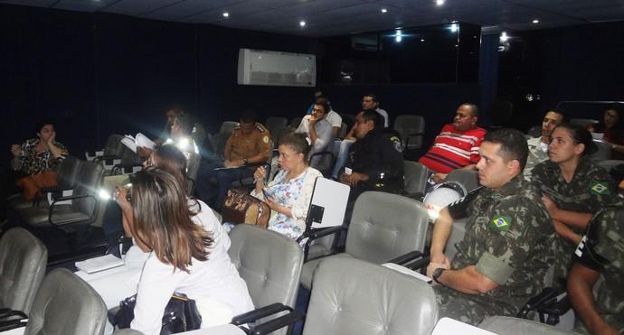 Reunião Corrida do Círio 2014 (Foto: Samara Miranda)