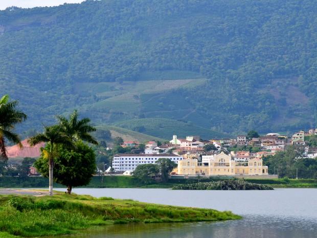 Vista externa do Cassino  (Foto: Joseane Astéreo)