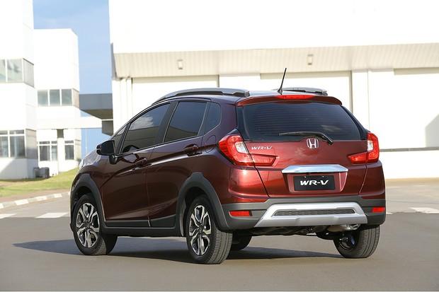 Honda WR-V (Foto: Divulgação)