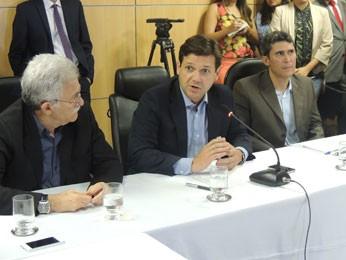 Geraldo Julio, prefeito do Recife (Foto: Luna Markman / G1)