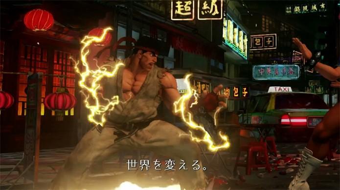 Ryu e seus amigos de Street Fighter 5 estão com lançamento marcado apenas para 2016 (Foto: Reprodução/VG247)