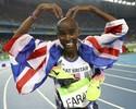 Sotomayor coloca Mo Farah ao lado de Bolt entre os maiores do atletismo