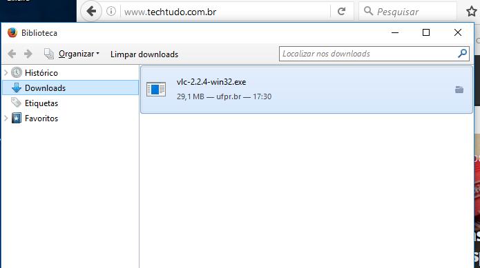 Descubra como alterar a localização da pasta de download do Firefox (Foto: Reprodução/Edivaldo Brito)