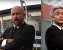 """""""The Special Two"""": vídeo faz graça com duelo Guardiola x Mourinho e Ibrahimovic"""