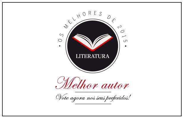 Melhor Autor de literatura (Foto: Arte: Eduardo Garcia)