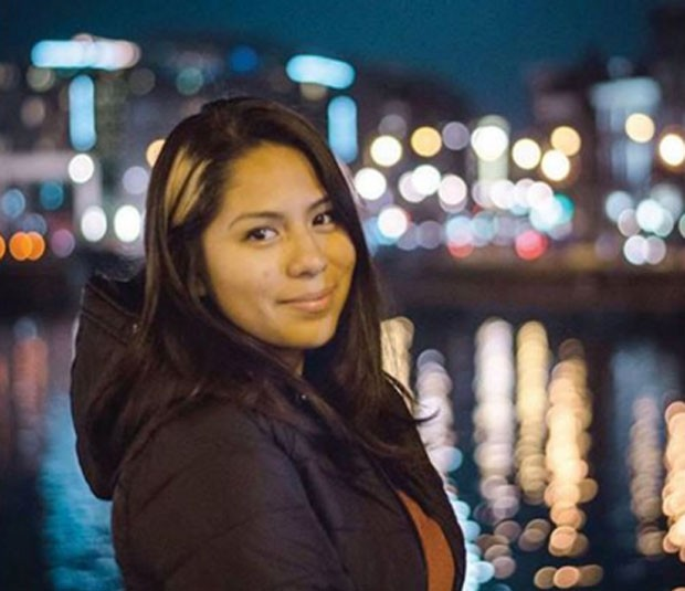 Nohemi Gonzalez, estudante americana (Foto: Reprodução/Facebook/Strate Ecole de Design)