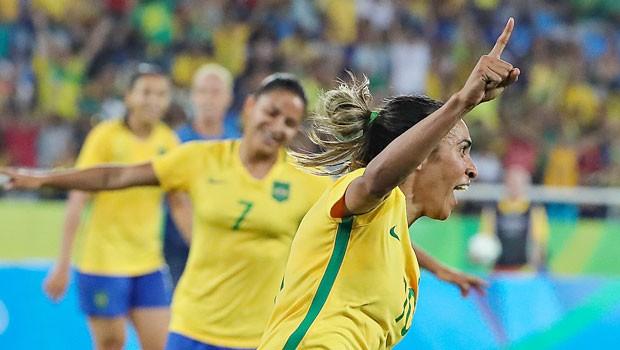 futebol feminino (Foto: Ricardo Stuckert / CBF)