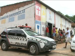 comunitário José Conceição Pereira, 58 anos, foi morto com tiro na nuca dentro de casa (Foto: Reprodução/TV Mirante)