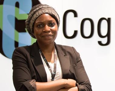 Funke Sangodeyi, consultora sênior da ReD Associantes and Cognizant Colaboration (Foto: Divulgação/Cognizant)