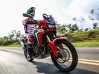 Honda Africa Twin aposta em nome de sucesso e custa R$ 64.900