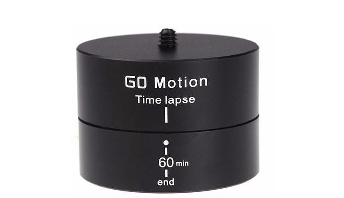 Bases com cronômetro permitem fazer timelapses sem estar por perto (Foto: Divulgação)