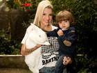 Ex-BBB Clara sobre ser uma mãe 'descolada': 'Julgam bastante'