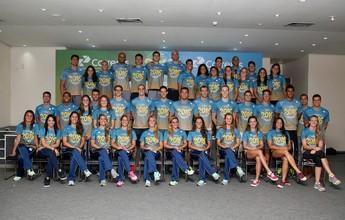 CBDA apresenta time para o Rio 2016 e descarta levar Cielo como reserva
