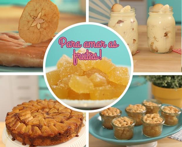 5 receitas com frutas de Dulce Delight  (Foto: Divulgação )