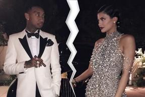 Kylie Jenner e Tyga (Foto: Reprodução / Instagram)