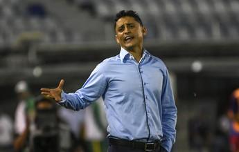 """Giovanni, técnico do Junior: """"Tivemos chances para fazer mais um ou dois"""""""