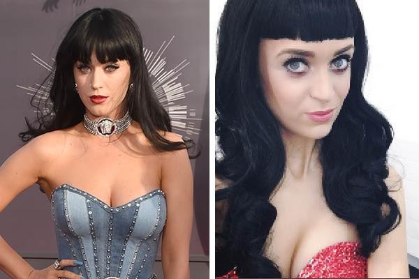 Katy Perry e Francesca Brown (Foto: Getty Images//Reprodução)