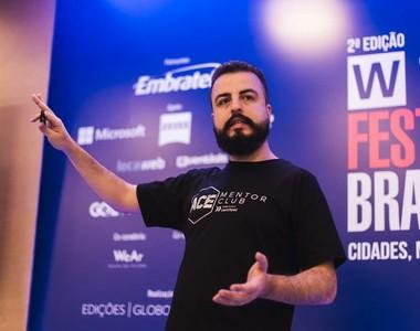 Luís Gustavo Lima, Head da ACE, aceleradora de startups (Foto: Divulgação)