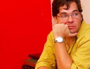 tiago melo do campinense (Foto: Leonardo Silva / Jornal da Paraíba)
