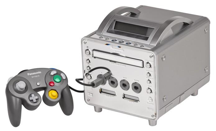 Panasonic Q foi um GameCube com leitor de DVD e que nunca saiu do Japão  (Foto: (Foto: Reprodução/Wikipedia))