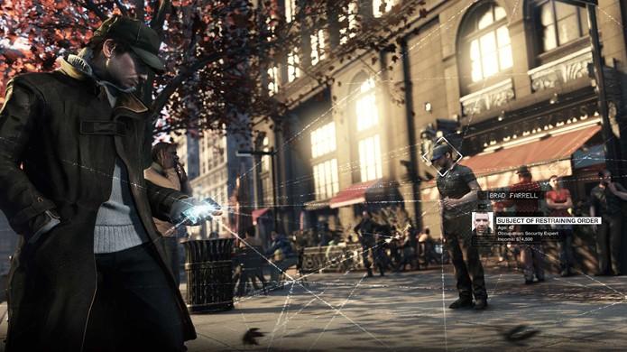 Watch Dogs traz um hacker que usa toda uma cidade como arma para combater o crime (Foto: Divulgação)