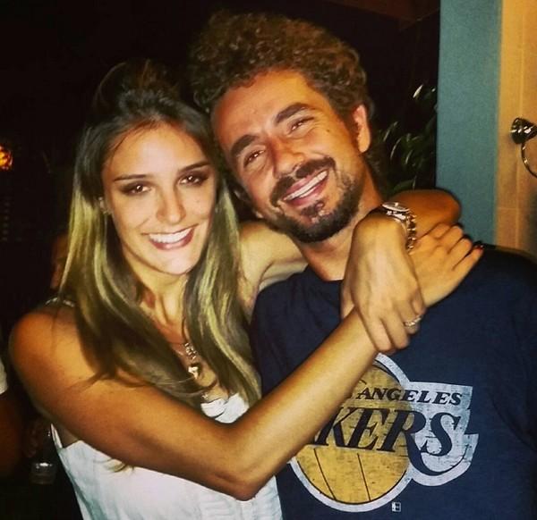 Rafa Brites e Felipe Andreoli (Foto: Reprodução / Instagram)