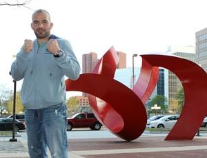 Glover Teixeira MMA (Foto: Adriano Albuquerque)