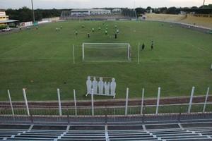 Passo das Emas pronto para receber os jogos do Luverdense (Foto: Assessoria/Luverdense Esporte Clube)