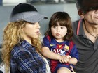 Grávida do segundo filho, Shakira diz: 'Quem sabe um dia vem uma menina'