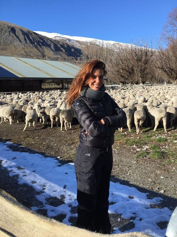 Mariana Goldfarb (Foto: Arquivo Pessoal)