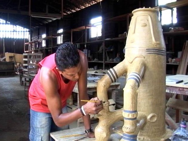 cerâmica icoaraci (Foto: Divulgação)