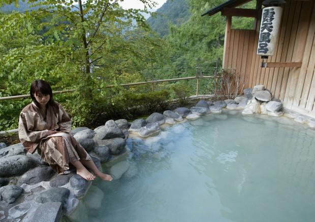 Águas termais em Niseko (Foto: Getty Images)