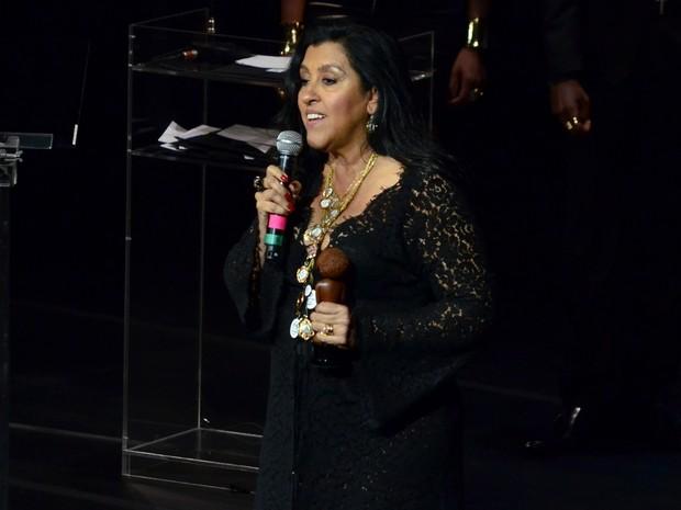 Regina Casé em prêmio de cinema no Centor do Rio (Foto: Roberto Teixeira/ EGO)