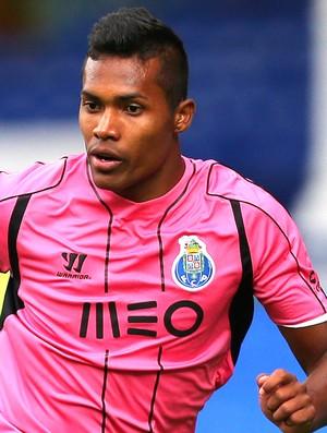 Alex Sandro no jogo do Porto (Foto: Getty Images)