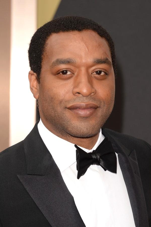 Chiwetel Ejiofor (37) - Filhos da Esperança (2006); O Gângster (2007); 12 Anos de Escravidão (2013) (Foto: Getty Images)