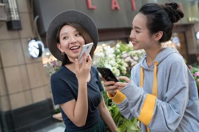 Nokia 7 tem versões em preto e branco e disponibilidade confirmada apenas para China (Foto: Divulgação/Nokia)