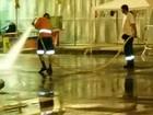 Produção de lixo durante carnaval aumenta 49% em Florianópolis