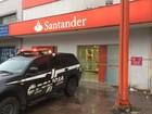 Pelo menos 10 ataques a banco são registrados no RS durante o feriadão