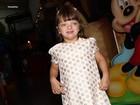 Emerson Fittipaldi comemora aniversário dos filhos em São Paulo