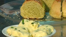 Pão com erva-mate e manteiga caseira: receitas bem gaúchas (Reprodução/RBS TV)
