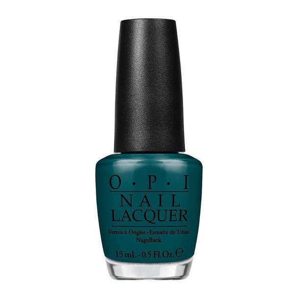 Esmalte verde escuro OPI (R$ 44,85) (Foto: Divulgação)