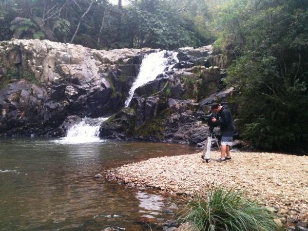 Rancho Queimado é próximo destino do Diário de Inverno (Foto: Jordana Pires/RBS TV)