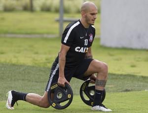 Fábio Santos Corinthians (Foto: Daniel Augusto Jr / Agência Corinthians)