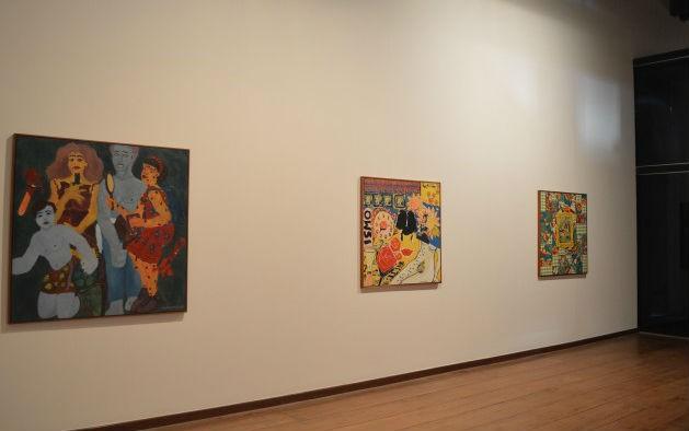 MAM recebe exposição '40 anos de Linguagem Contemporânea' (Foto: Divulgação)