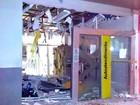 Agência bancária é alvo de explosão em Carnaúba dos Dantas, RN