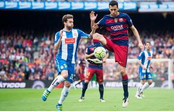 Busquets renova com o Barcelona e tem multa rescisória de € 200 milhões
