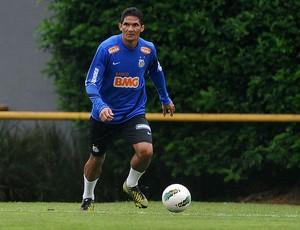 Durval Santos (Foto: Ivan Storti / Divulgação Santos FC)