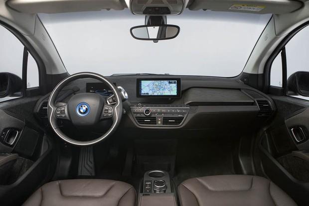BMW i3 Carbon Edition (Foto: Divulgação)