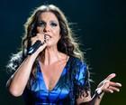 Ivete canta Queen e imita Beyoncé (Flávio Moraes/G1)
