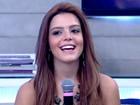 Giovanna Lancellotti revela que bateu carro no estacionamento do Projac